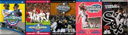 MLB: Major League Baseball World Series 2001-2005 DVD Collection (World Series 2005)