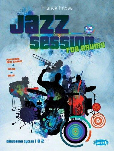 Jazz Session +CD par Franck Filosa