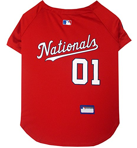 MLB Pet Jersey.–Baseball Hund Jersey.–Erhältlich in 29MLB Teams.–Pet Jersey.–Hund Jersey.–MLB JERSEY für Hunde.–Pet Shirt.–Hunde Shirt