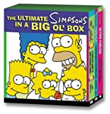 The Ultimate Simpsons in a Big Ol' Box: A Complete Guide to Our Favourite Family Seasons 1–12