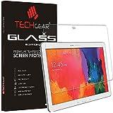 'Techgear–Protector de pantalla para Samsung Galaxy Note Pro 12,2(SM-P900/SM-P905) Glass Edition Genuine Tempered Glass Screen Protector Guard Cover