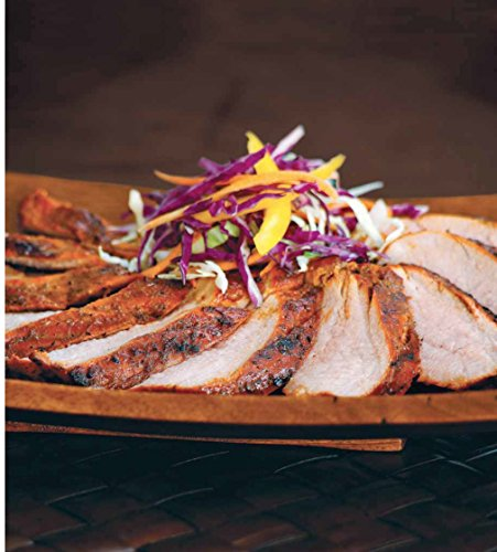 Asian Barbecue Book: From Teriyaki to Tandoori