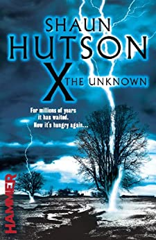 X The Unknown by [Hutson, Shaun]
