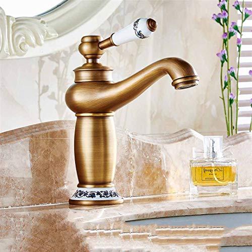 Mronstenlng Ganci Porta Asciugamani da Bagno con Rotazione Flessibile a 4 Colori Gancio per Appendiabiti da Cucina in Ottone Cromato Dorato Antique Brass
