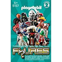 Playmobil Series 2 Green 1 Figure Blind Bag Set by Playmobil