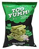 #9: Too Yumm Veggie Stix - Sour Cream & Onion, 60g Pouch