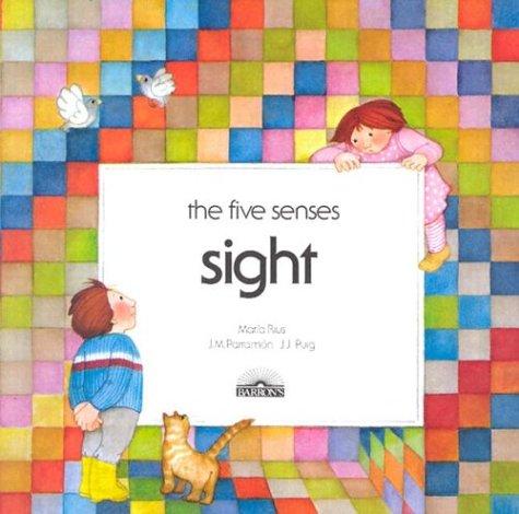 Sight (The five senses) por Maria Rius