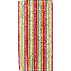 Cawö Life Style rayas 7008 - Más Colores, Toalla 50x100 cm
