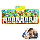 LY-LD Baby Music Coperta Pieghevole Multifunzione Giocattoli Moquette applicabile infanti età (0-2 Anni), Bambini (3-6 Anni)