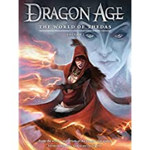 Dragon Age: The World of Thedas Volume 1 (Dragon Age (Paperback))