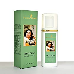 Shahnaz Husain Shalocks Ayurvedic Herbal Hair Oil (6.8 fl oz / 200 ml)