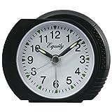 Elgin Quartz Analog Alarm Clock