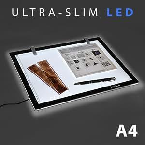 MiniSun A4 LED Modern Ultra-Slim Art Craft Design LightPad