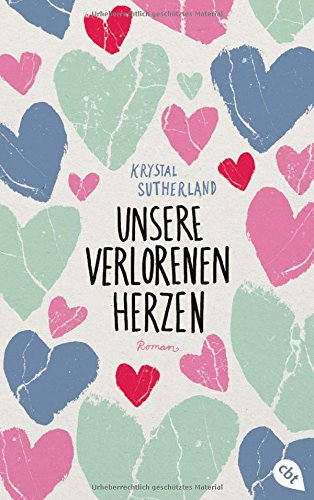 Buchseite und Rezensionen zu 'Unsere verlorenen Herzen' von Krystal Sutherland