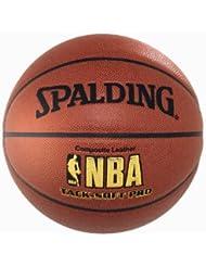 Spalding Tack-Soft Pro - Balón de baloncesto naranja naranja Talla:7