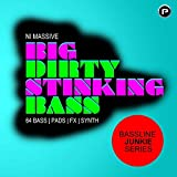 Big Dirty Stinking Bass - NI Massive Sound Bank, 64 Synth Patches [Download]