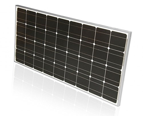 Panel solar de 150 W monocristalino para sistemas de 12 voltios. Este panel solar de alta eficiencia de 150 W es perfecto para uso permanente al aire libre para proporcionar energía directamente, como luces de alimentación o para cargar la batería de...
