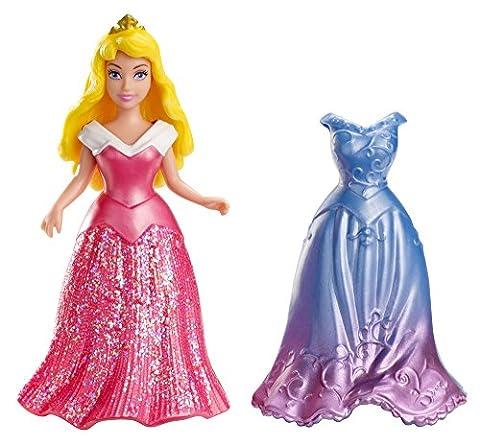 Disney Princesses - X9407 - Mini-Poupée - Mini Belle au Bois Dormant et sa Tenue