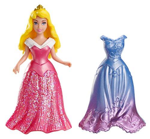 Mattel Disney Princess Core - Minipuppen MagiClip Mini-Prinzessin & Mode