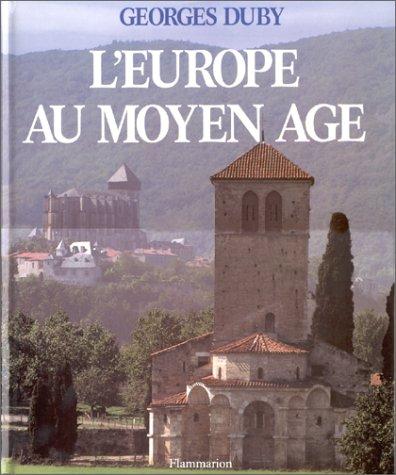 L'Europe au Moyen-Age. Art roman, ar...