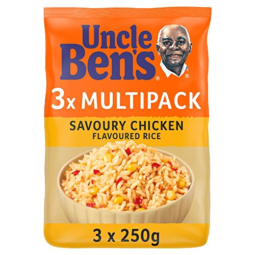 Uncle Ben's Microwave Savoury Ch...