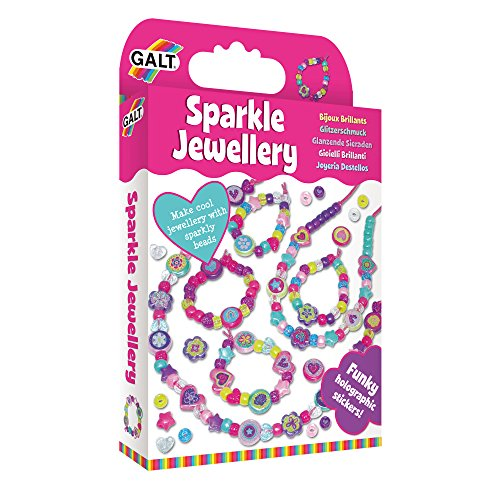 Galt 1003295 - Juego de fabricar joyería brillante