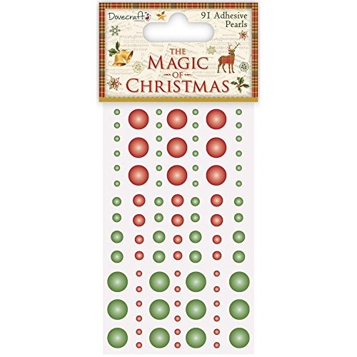 Unbekannt Dovecraft Weihnachten Collection - The Magic of Christmas Perlen -