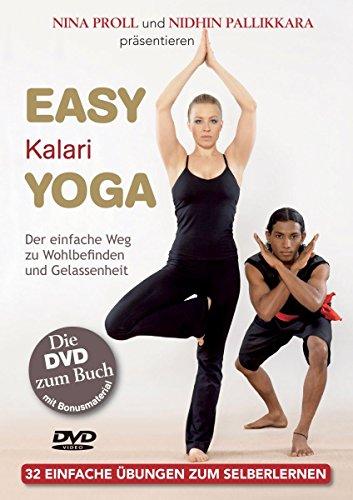 Easy Kalari Yoga
