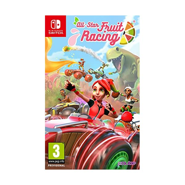 All-Star Fruit Racing (Nintendo Switch) 51QVUPPgP6L