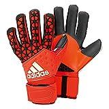adidas Unisex Torwarthandschuhe Ace Zones Pro, Ace Zones Pro, Rojo/Naranja/Negro, 12