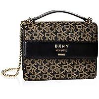 DKNY Women's Satchel, Ebony/Black - R933JD68