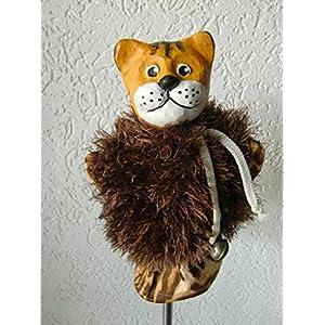 """Handpuppe """"Kleiner Tiger"""""""