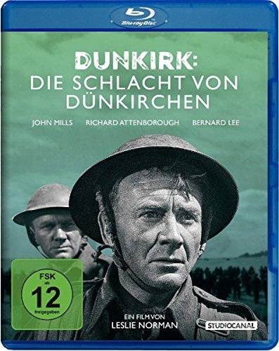 Dunkirk: Die Schlacht von Dünkirchen [Blu-ray]