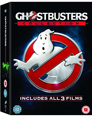 Ghostbusters - 1-3 Collection [DVD]