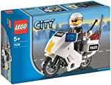 LEGO - City - jeu de construction - La moto de police