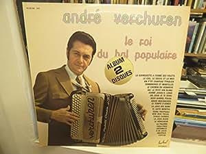André Verchuren - le roi du bal populaire - double albun festival 185
