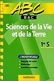 Image de ABC du bac, sciences de la vie et de la terre niveau première