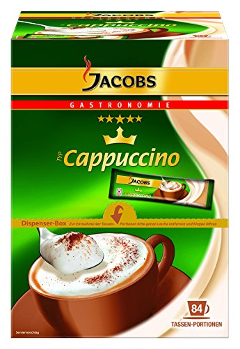 Jacobs Cappuccino 84x11g
