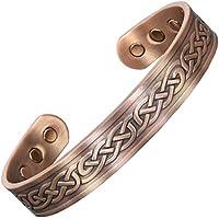 Keltisches Armband, Kupfer Magnetarmband–Arthritis, Karpaltunnelsyndrom, Sehnenscheidenentzündungen, Gelenke... preisvergleich bei billige-tabletten.eu