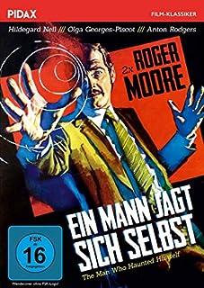 Ein Mann jagt sich selbst (The Man Who Haunted Himself) / Psychothriller mit Bond-Darsteller Roger Moore in einer Doppelrolle (