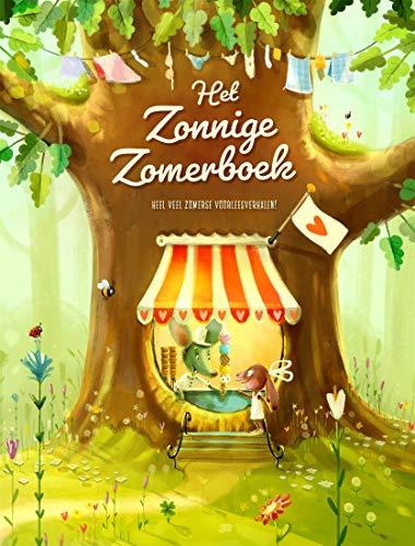 Het zonnige zomerboek (Dutch Edition)