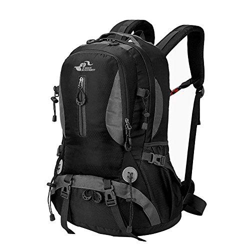Imagen de  de marcha vcall mountaintop 40l impermeable  de senderismo al aire libre / senderismo  / bolsa  escalada deportiva morral que acampa negro