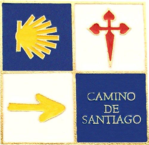 spilla-adesivo-camino-de-santiago