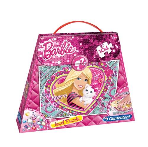 Clementoni 20451.9?Barbie Puzzle dans Shopping bag, 104pièces