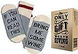 Comfort Baumwolle Socken + Geschenk-Box