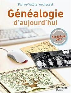 """Afficher """"Généalogie d'aujourd'hui"""""""