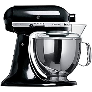 KitchenAid 5KSM5BER K5 Heavy Duty Mixer Red: Amazon.co.uk