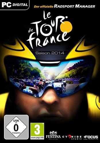 Tour de France 2014 Der offizielle Radsport Manager