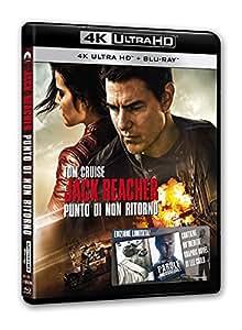Jack Reacher: Punto di non Ritorno (4K UltraHD + Blu-Ray)