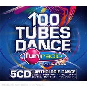 100 tubes dance fun radio multi artistes musique. Black Bedroom Furniture Sets. Home Design Ideas